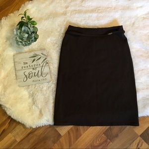The Limited Midi Skirt